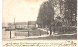 POSTAL    DOESBURG  - PAISES BAJOS  - PLANTSOEN - Holanda