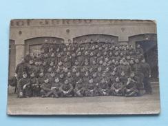 Alphen A/d Rijn - Escadron / Compagnie ( NO ID ) 1919 (  Zie Foto Details ) ! - Guerre, Militaire