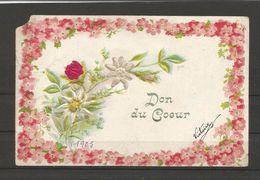 """Carte """"don Du Coeur"""" 1905 - Cartes Postales"""