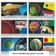 Chromo Liebig Sang. 1841 ITA I Astronomia II ANNO 1970 - Liebig
