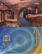 TARJETA TELEFONICA DE JORDANIA (CHIP). (475) - Jordania