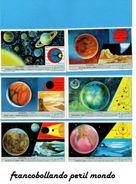 Chromo Liebig Sang. 1840 ITA I Astronomia I ANNO 1970 - Liebig