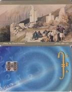 TARJETA TELEFONICA DE JORDANIA (CHIP). (478) - Jordania