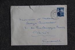 Lettre D'AUTRICHE  à FRANCE - 1945-.... 2. Republik