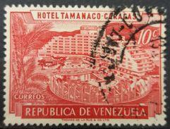 Venezuela 1957 Hotel Tamanaco Caracas - Venezuela