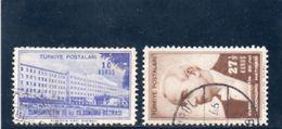 TURQUIE 1943 O - Oblitérés