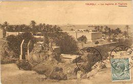 TRIPOLI   ----  La Regione Di Tagiura - Libye