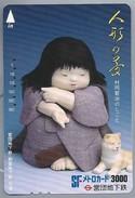 JP.- Japan, Telefoonkaart. Telecarte Japon. 3000 - Telefoonkaarten