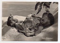 MECKI - Susses Nichtstun ! - Viaggiata Nel 1956 - Cartolina Nr. 20 - (FDC6505) - Mecki