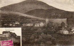 CPA - Environs De MOOSCH (68) - GEISHOUSE - Aspect De La Ferme-Auberge En 1935 - Otros Municipios
