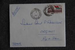 Lettre De MADAGASCAR Vers FRANCE - Madagascar (1889-1960)