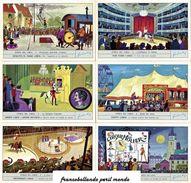 Chromo Liebig Sang. 1863 ITA Storia Del Circo I ANNO 1973 - Liebig