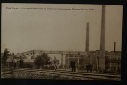 Deux Acren - La Centrale électriqueet établissements Desprez Van De Velde - Lessines