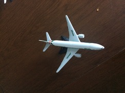 Alitalia Boeing 777majorette Scala 1:500 Nuovo - Airplanes & Helicopters