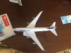 Lufthansa Herpa Boeing 747 Borussia Monaco Nuovo - Aerei E Elicotteri