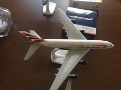 Herpa Airbus 380 Brithish Airways  Nuovo - Aerei E Elicotteri