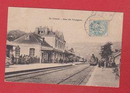 Le Creusot --  Gare Des Voyageurs - Le Creusot