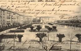 CORSE -- BASTIA - Défilé Militaire Sur La Place Saint-Nicolas - Cérémonie - Bastia