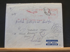 70/193 LETTRE EGYPT 1963 TO LONDON - Egypt
