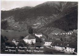 Valpicetto Di Rigolato ( Carnia-Udine) -Viaggiata 1966 - Udine