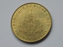 Monnaie De Paris - Basilique Du Sacré Coeur - Montmartre 2000   **** EN ACHAT IMMEDIAT  **** - Monnaie De Paris
