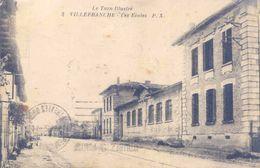 81)   VILLEFRANCHE  -  Les  Ecoles - Villefranche D'Albigeois