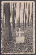 Moustier Sur Sambre - Tombe De Mr JOURQUIN - Imp. Delaire-Baseil -NELS - Jemeppe-sur-Sambre