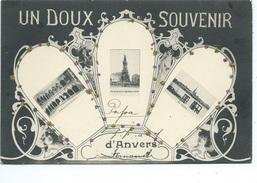 Anvers Antwerpen Un Doux Souvenir ( Prachtig ) - Antwerpen
