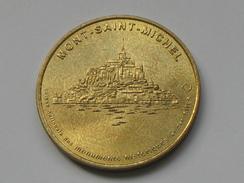 Monnaie De Paris 2001 - MONT-SAINT MICHEL    **** EN ACHAT IMMEDIAT  **** - 2001