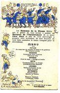 PERE CENT: Banquet D'enterrement De La Clase 1924 - Humour