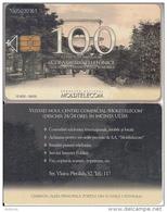 MOLDOVA - Aleia Principala, Moldtelecom Telecard 100 Units, Tirage 15603, 09/05, Used - Moldova