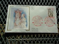 FRANCE (1983) CROIX ROUGE Vierge A L'enfant - FDC