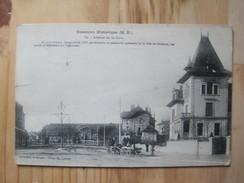 Besancon Historique - Avenue De La Gare - Besancon