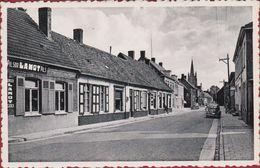 Wingene Bruggestraat West-Vlaanderen Reclame Brouwerij Pilsor Lamot Geemailleerd Bord - Wingene