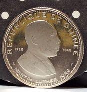 GUINEA FRANCESA 100 FRANCOS 1969 - Guinée Française