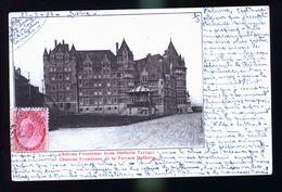 QUEBEC FRONTENAC      1900 - Quebec