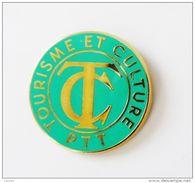 Pin's Tourisme Et Culture PTT - 29R - Correo