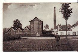 Cpa Lillers Distillerie - Lillers