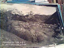 LA VALLE  AGORDINO  Belluno VB1988 GK19035 - Belluno