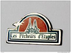 Pin's Les Pêcheurs D'Etaples - 29R - Villes