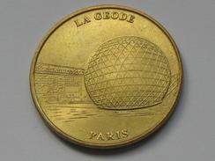 Monnaie De Paris 1997-1998 - LA GEODE PARIS  **** EN ACHAT IMMEDIAT  **** - Monnaie De Paris