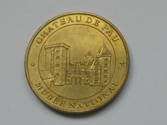 Monnaie De Paris 1997-1998 - CHATEAU DE PAU - MUSEE NATIONAL  **** EN ACHAT IMMEDIAT  **** - Monnaie De Paris