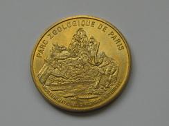 Monnaie De Paris 1997-1998 - PARC ZOOLOGIQUE DE PARIS   **** EN ACHAT IMMEDIAT  **** - Monnaie De Paris