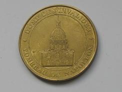 Monnaie De Paris 1997-1998 - DOME DES INVALIDES - TOMBEAU DE NAPOLEON    **** EN ACHAT IMMEDIAT  **** - Monnaie De Paris