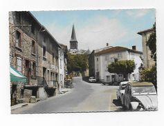 CPA 69 St Saint Just D' Avray Le Bourg Hotel De La Croix De Fer 1971 Pour Savigny 2CV Citroen - Otros Municipios