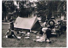 D-7937     ZIEGELHOF / OFFENBURG : Campingplatz ( Zelt, Tent, - Offenburg