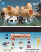 TARJETA TELEFONICA DE QATAR. (534) - Qatar
