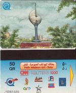 TARJETA TELEFONICA DE QATAR. (536) - Qatar