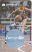 ROMANIA(chip) - Ionela Tarlea, Romanian Olympic Committee/Competitie, Chip GEM3.3, Exp.date 01/01/10, Used - Rumänien