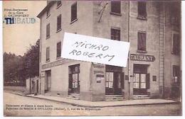 69 OULLINS  - L'Hôtel-Restaurant De La Gare ORTHOVENT THIBAUD - 481117 - Oullins